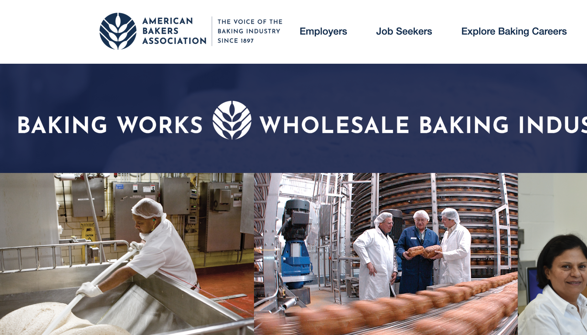 baking works american bakers association