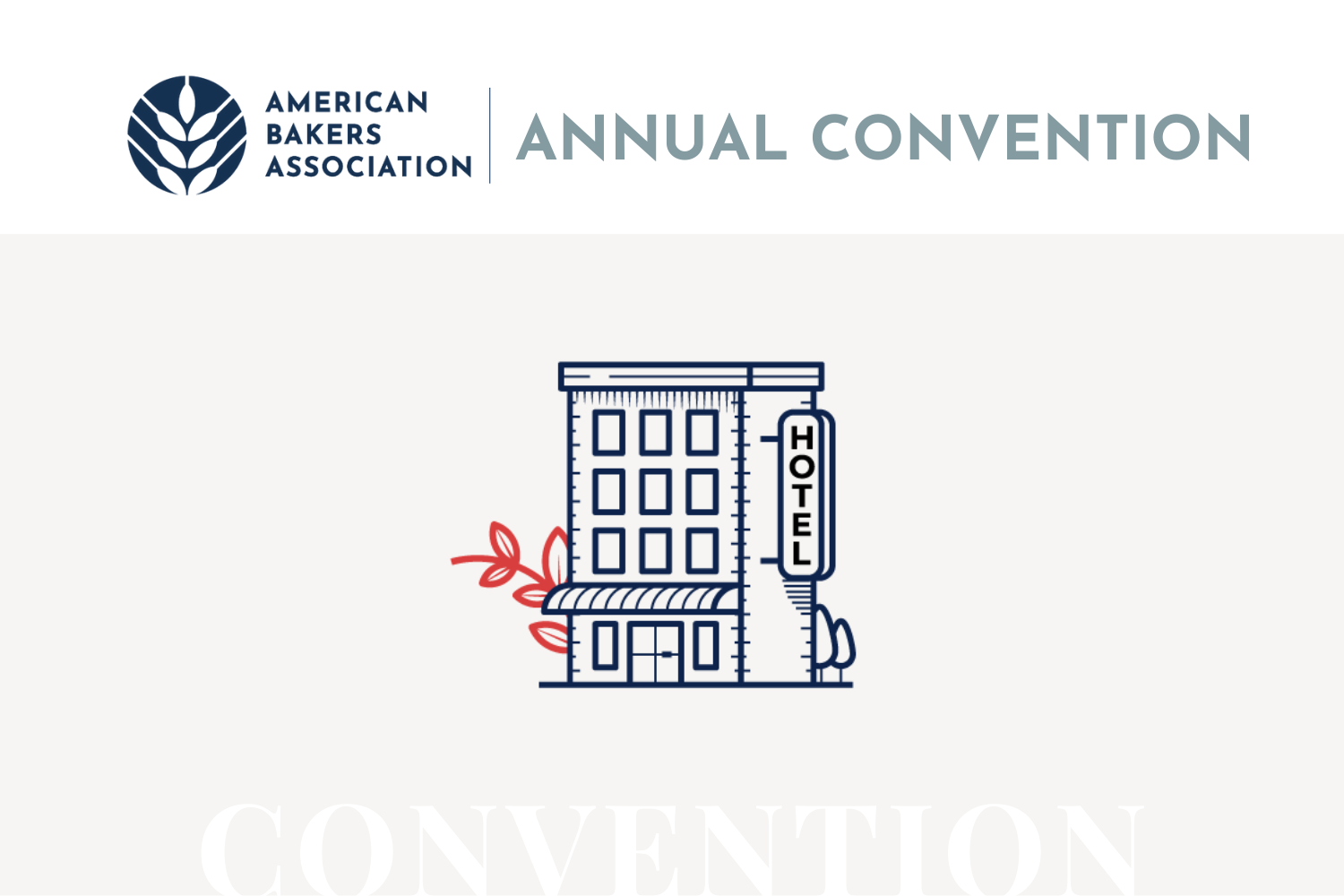 ABA ANNUAL CONVENTION.