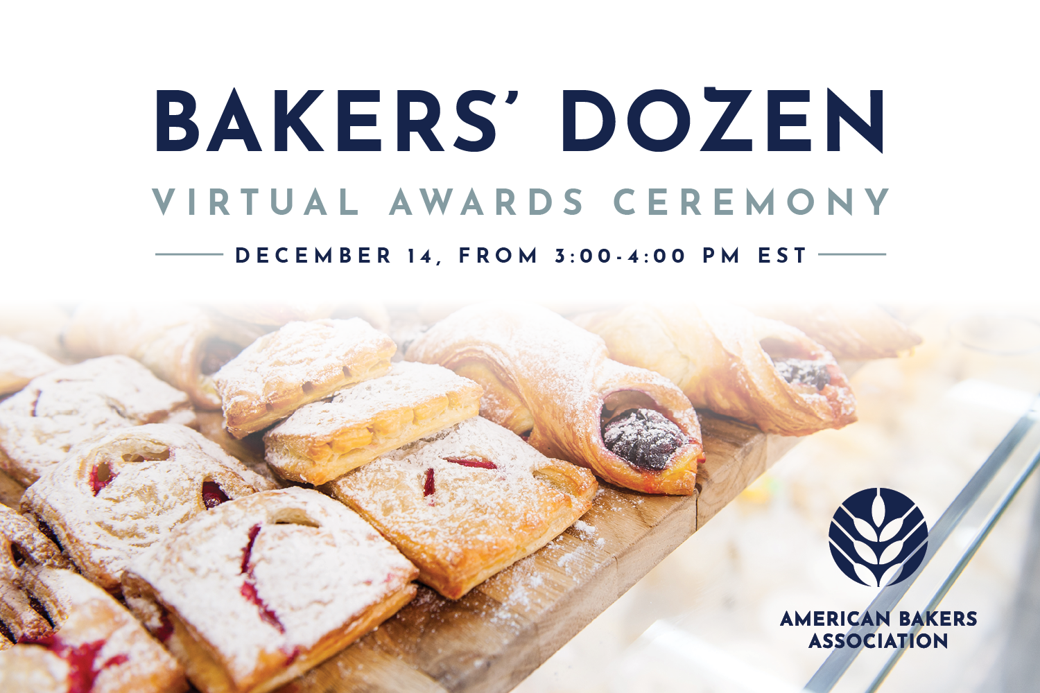 American Bakers Association bakers dozen awards 2020