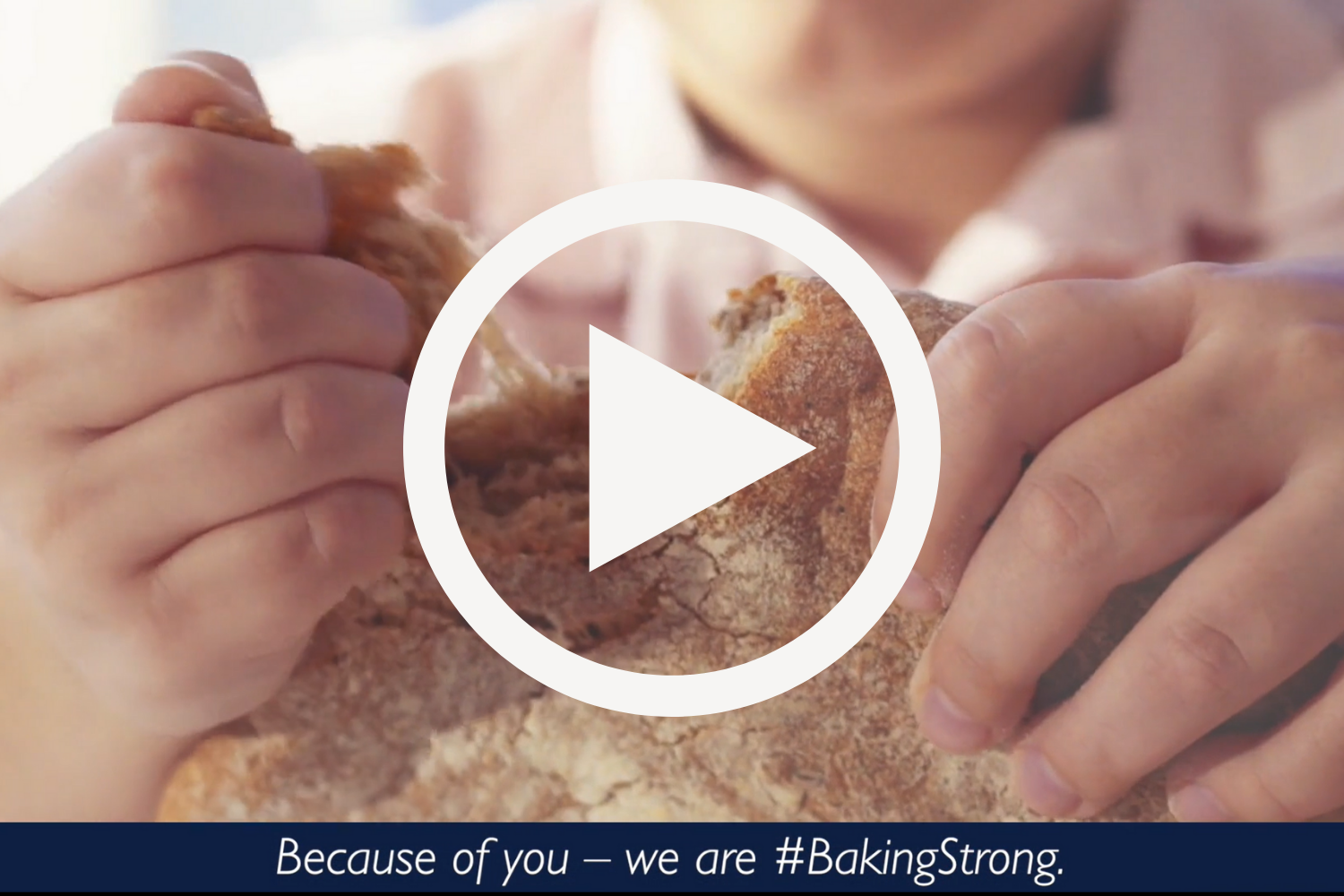 Baking Strong Holiday Video