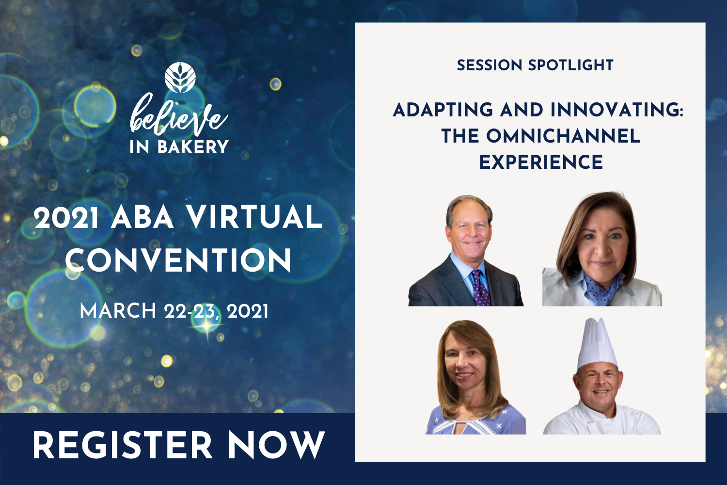 2021 ABA Virtual Convention -Omnichannel experience