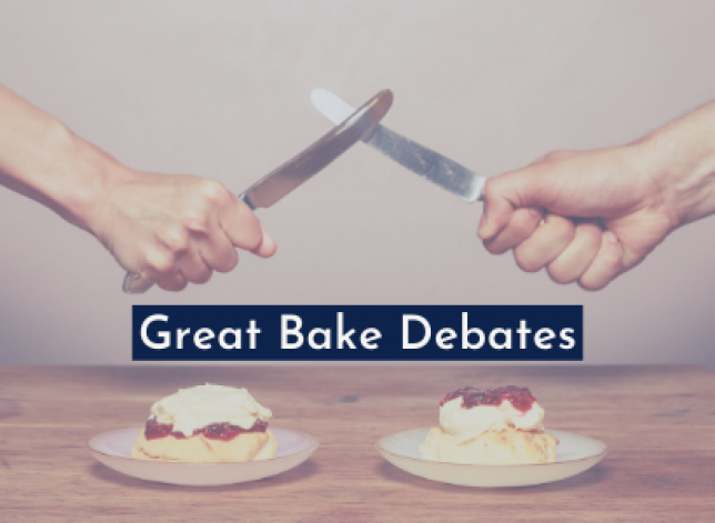 great bake debates